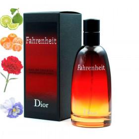 Fahrenheit, Dior парфюмерная композиция