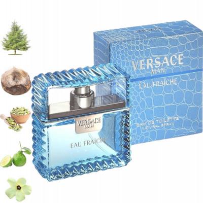 Man Eau Fraîche, Versace парфумерна композиція