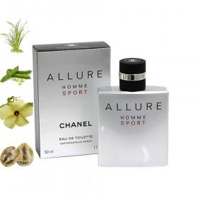Allure Sport, Chanel парфюмерная композиция