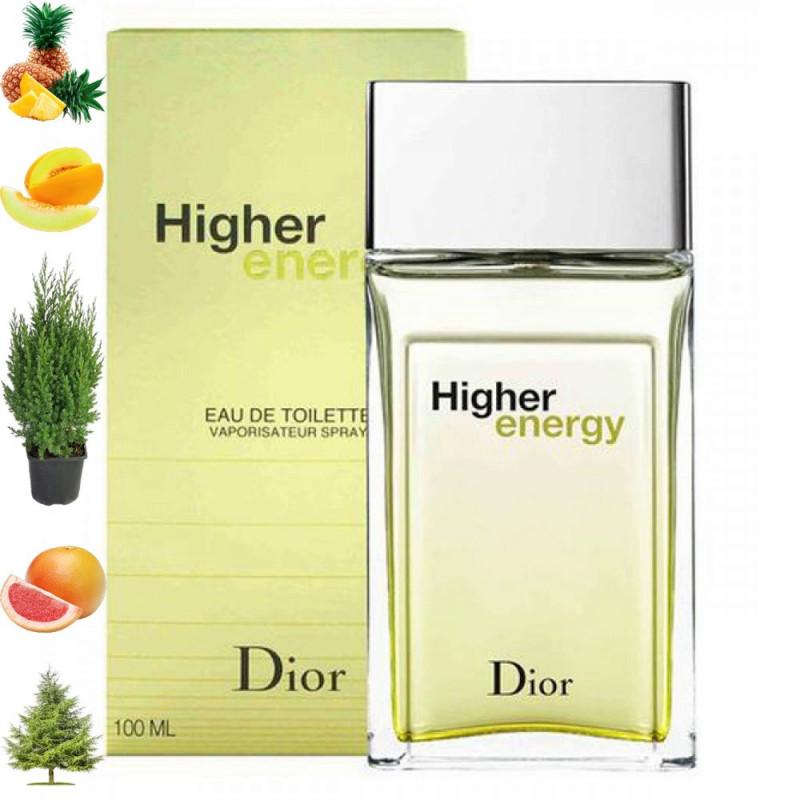Higher Energy, Dior парфюмерная композиция