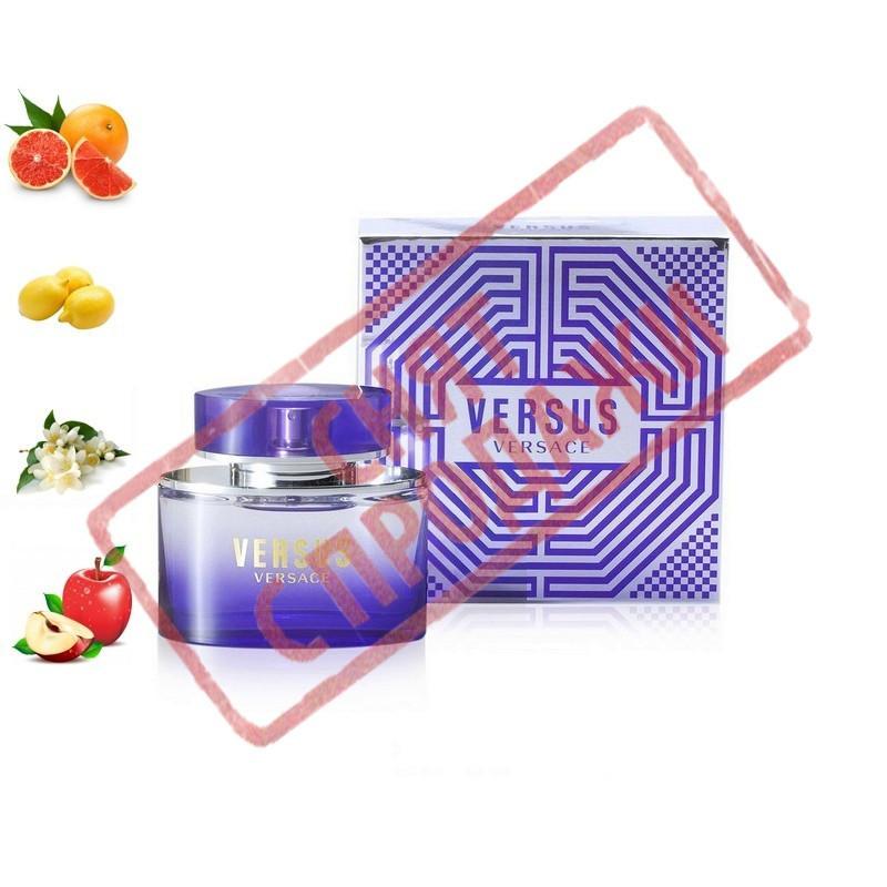Versus, Versace парфумерна композиція