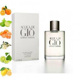 Acqua di Gio Pour Homme, Armani парфюмерная композиция