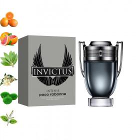 Invictus, Paco Rabanne парфюмерная композиция