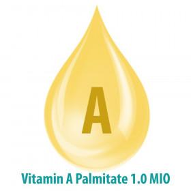 Витамин А (ретинол пальмитат 1,0 МІО)