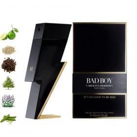 Bad Boy, Carolina Hererra парфумерна композиція
