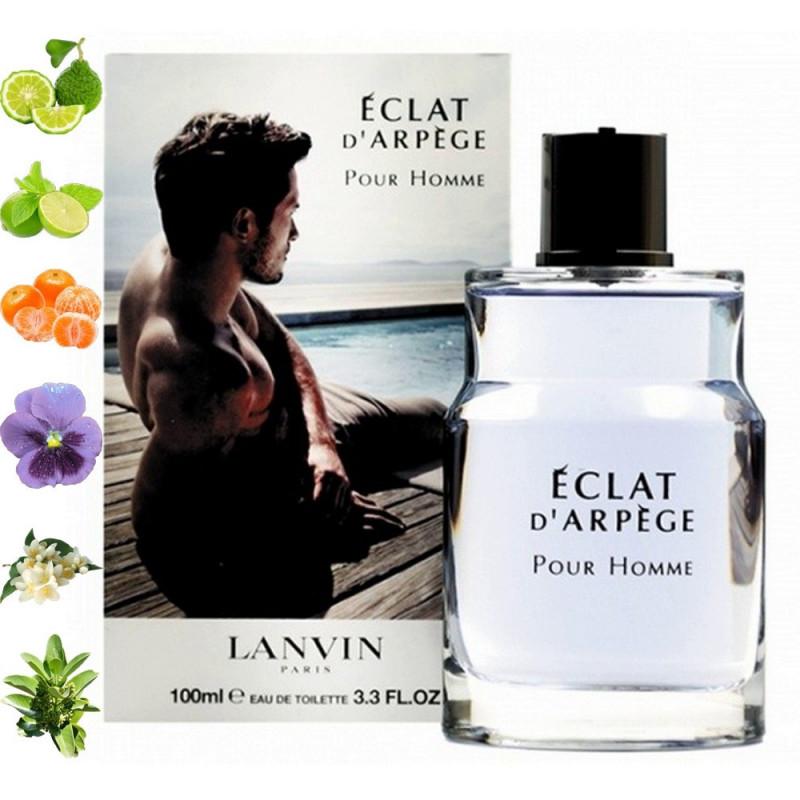 Eclat D'Arpege Pour Homme, Lanvin парфюмерная композиция