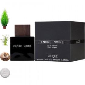 Encre Noire, Lalique парфумерна композиція