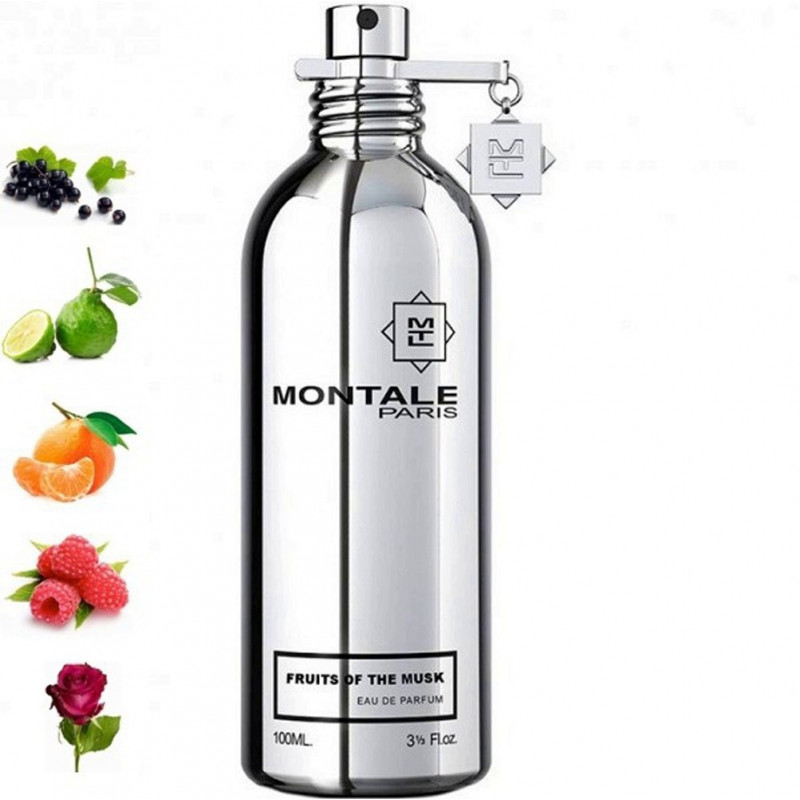 Fruits of the Musk, Montale парфумерна композиція