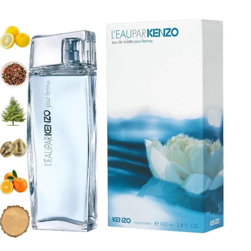 L'eau par Kenzo pour homme, Kenzo парфумерна композиція
