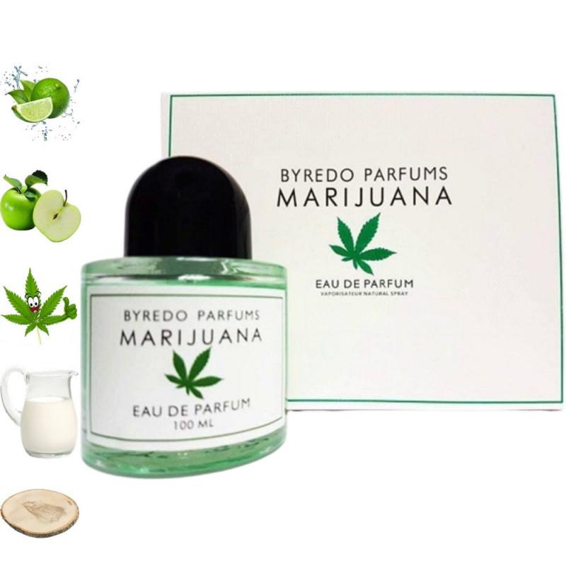 Marijuana, Byredo парфюмерная композиция