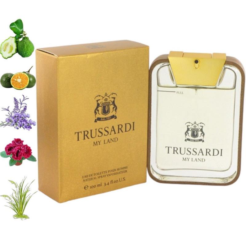 My Land, Trussardi парфюмерная композиция