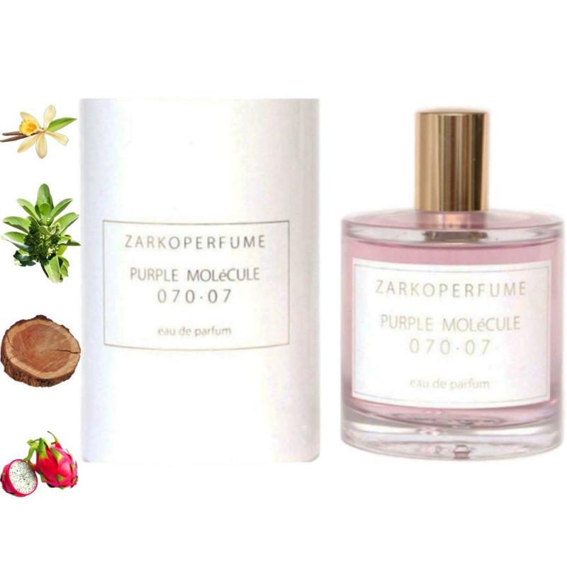 Purple Molecule 070.07, Zarkoperfume парфюмерная композиция