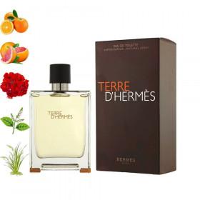 Terre d'Hermès, Hermes парфумерна композиція
