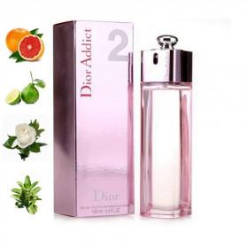 Addict 2, Dior парфумерна композиція