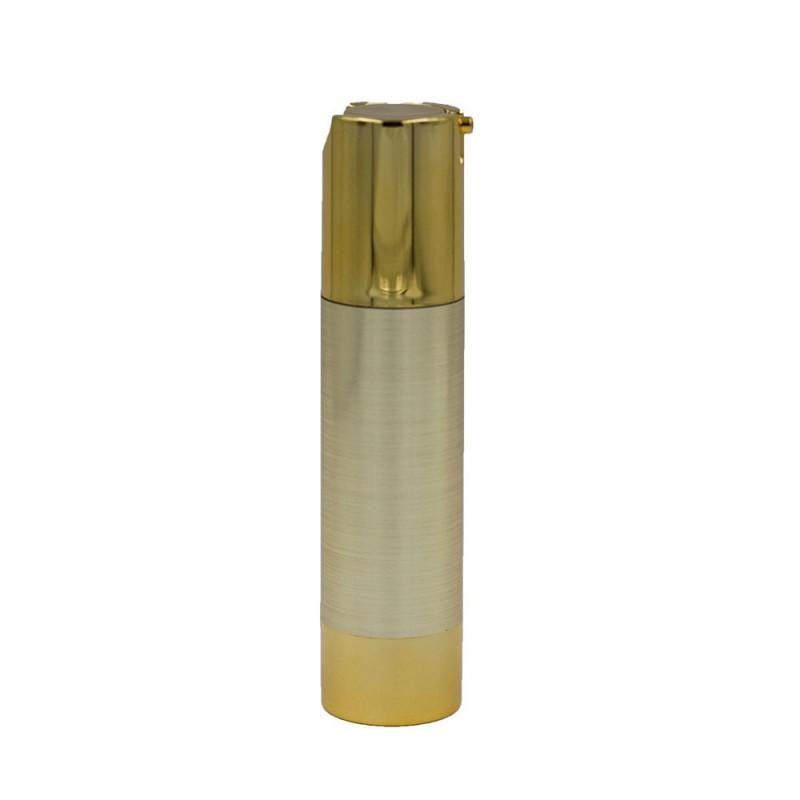 Вакуумный флакон золото 50 мл