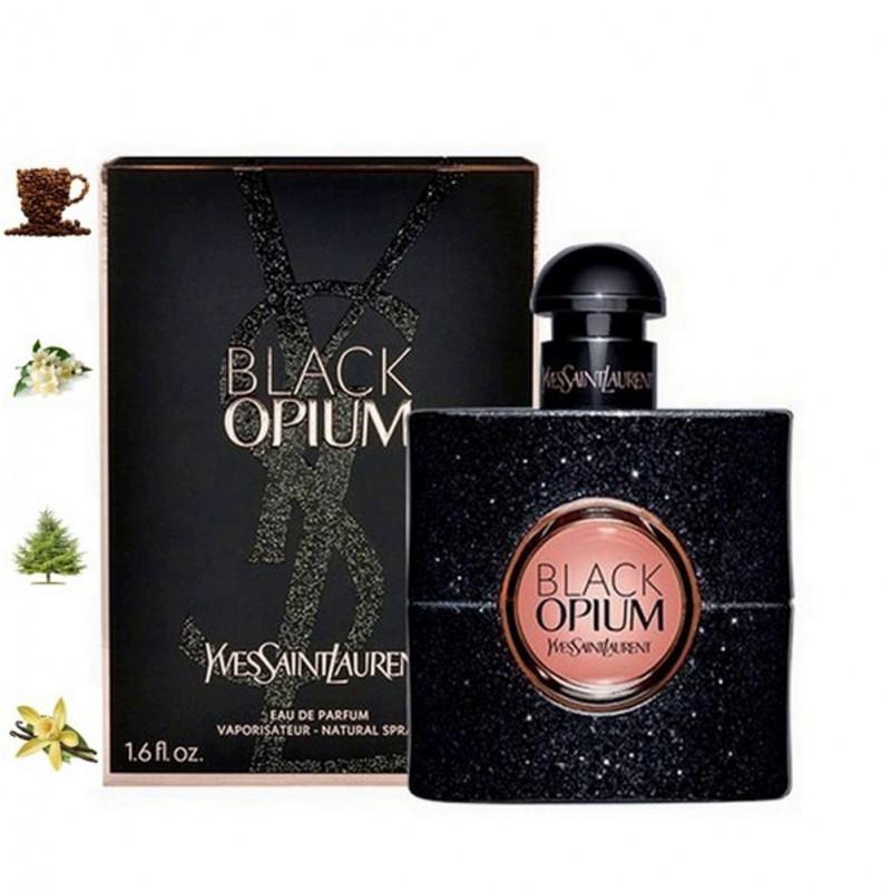 Black Opium, YSL парфюмерная композиция