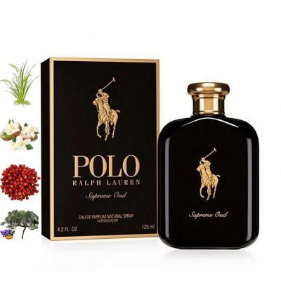 Polo Supreme Oud, Ralph Lauren парфюмерная композиция