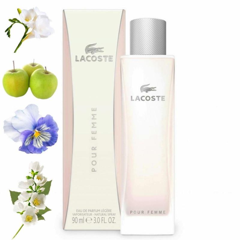 Pour femme, Lacoste парфумерна композиція