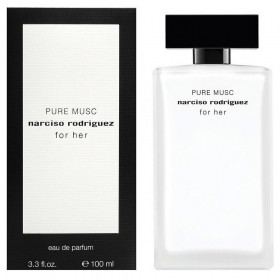 Pure Musc For Her by Narciso Rodriguez парфюмерная композиция