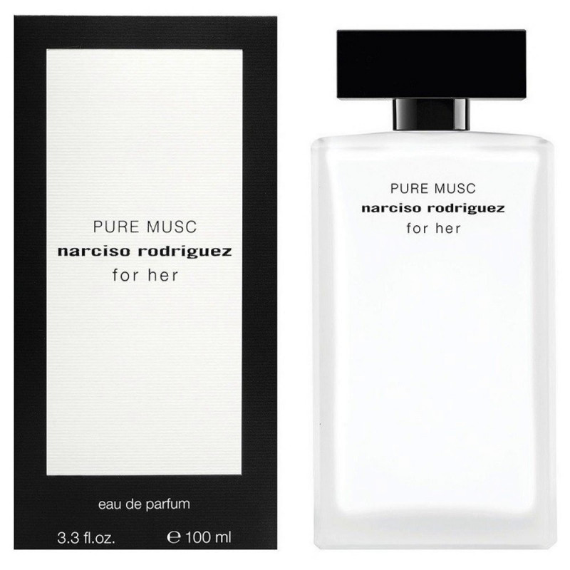 Pure Musc For Her by Narciso Rodriguez парфумерна композиція