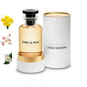 Dans la Peau, Louis Vuitton парфюмерная композиция
