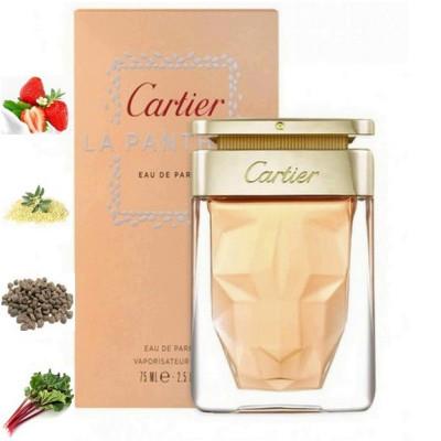 La panthere, Cartier парфюмерная композиция