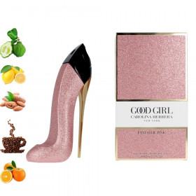 Good Girl Fantastic Pink, Carolina Herrera парфумерна композиція