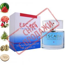 ЗНЯТО З ПРОДАЖУ Into the Blue, Escada парфумерна композиція