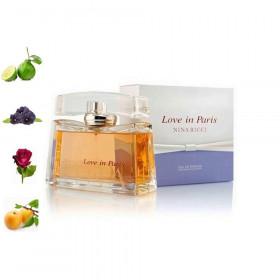 Love in Paris, Nina Ricci парфюмерная композиция