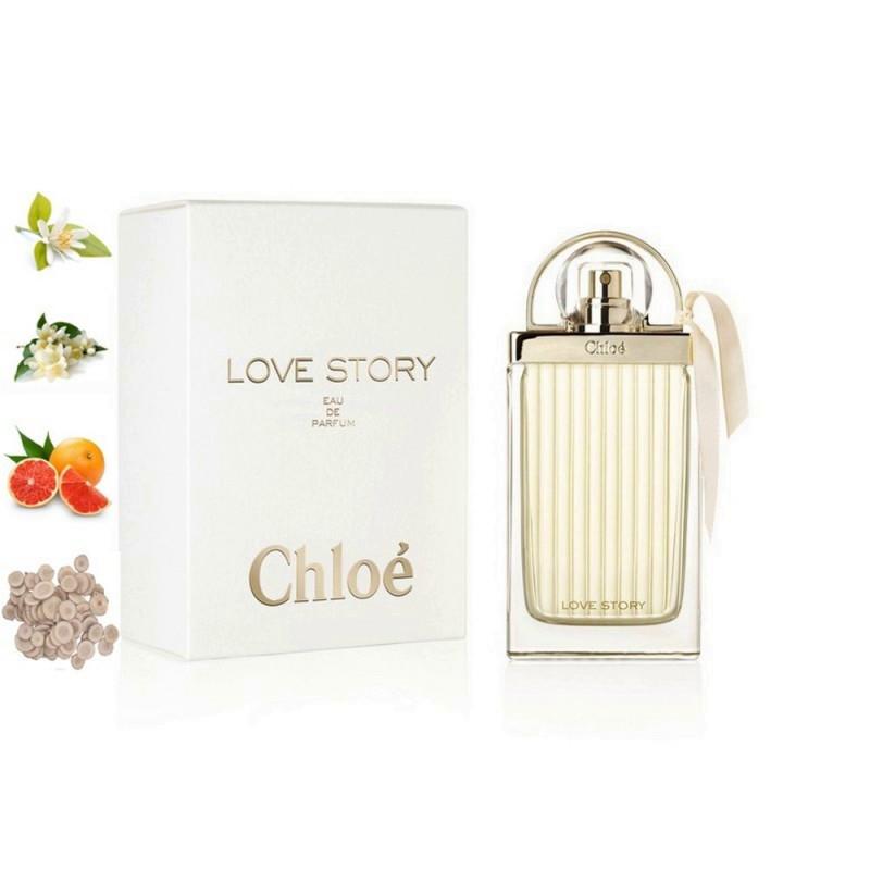 Love story, Chloe парфюмерная композиция
