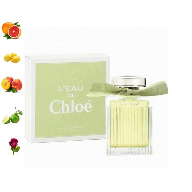 L'Eau de Chloe, Chloe парфумерна композиція