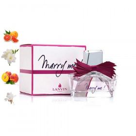 Marry me, Lanvin парфумерна композиція