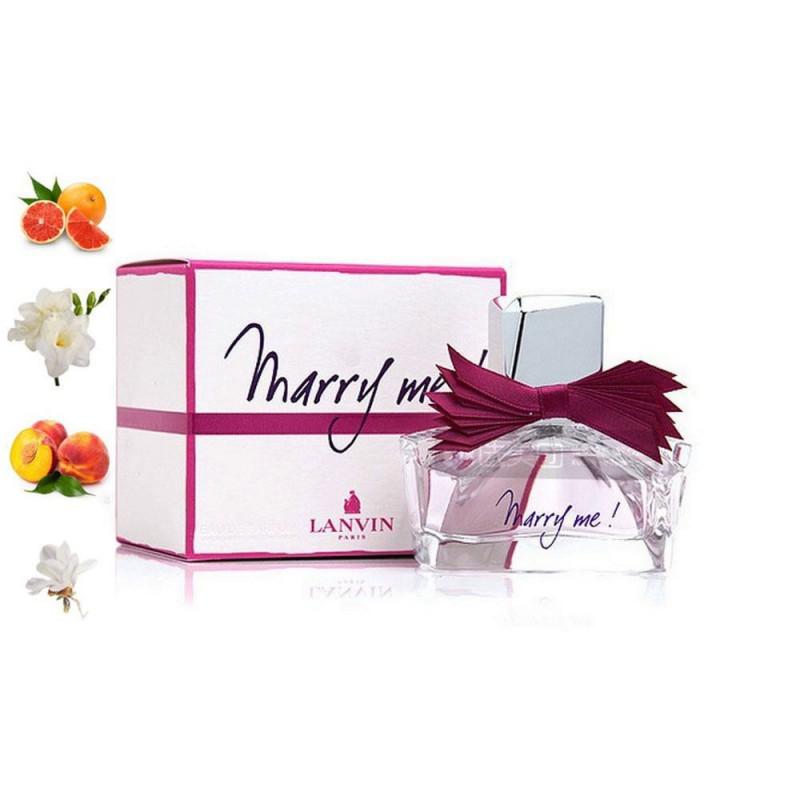 Marry me, Lanvin парфюмерная композиция