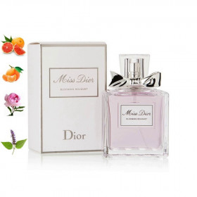 Miss Dior Blooming Bouquet, Dior парфумерна композиція