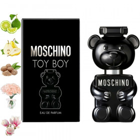Toy Boy, Moschino парфюмерная композиция