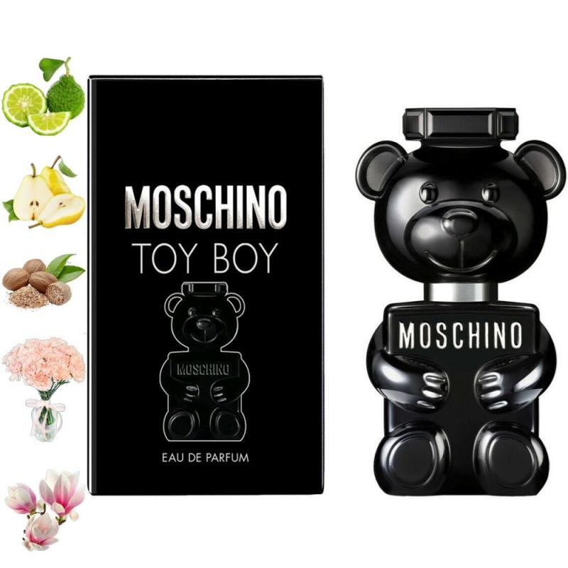 Toy Boy, Moschino парфумерна композиція