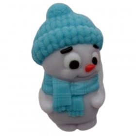 Форма для мыла Снеговик мальчик