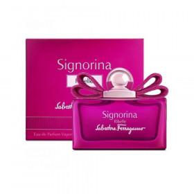 Signorina Ribelle, Salvatore Ferragamo парфумерна композиція