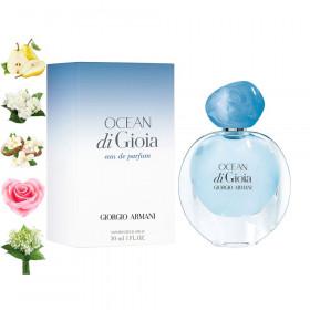 Ocean di Gioia, Giorgio Armani парфюмерная композиция
