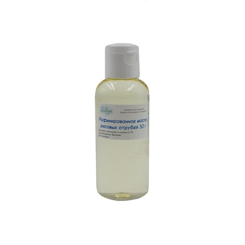 Рафінована олія рисових висівок