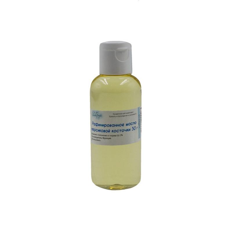 Рафинированное масло персиковой косточки