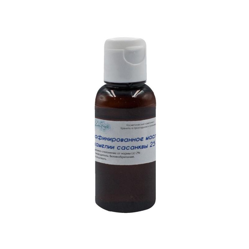 Рафинированное масло камелии сасанквы