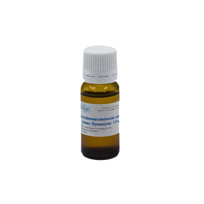 Нерафинированное масло семян брокколи