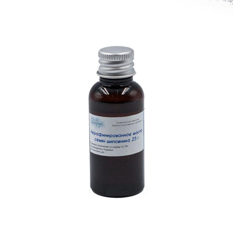 Нерафинированное масло семян шиповника