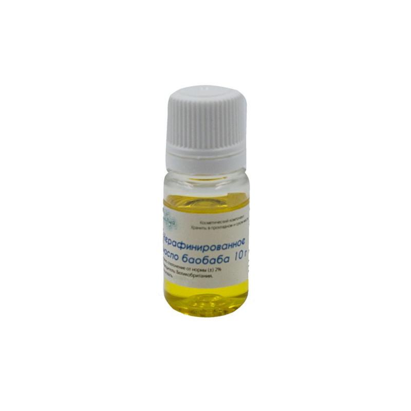 Нерафинированное масло баобаба