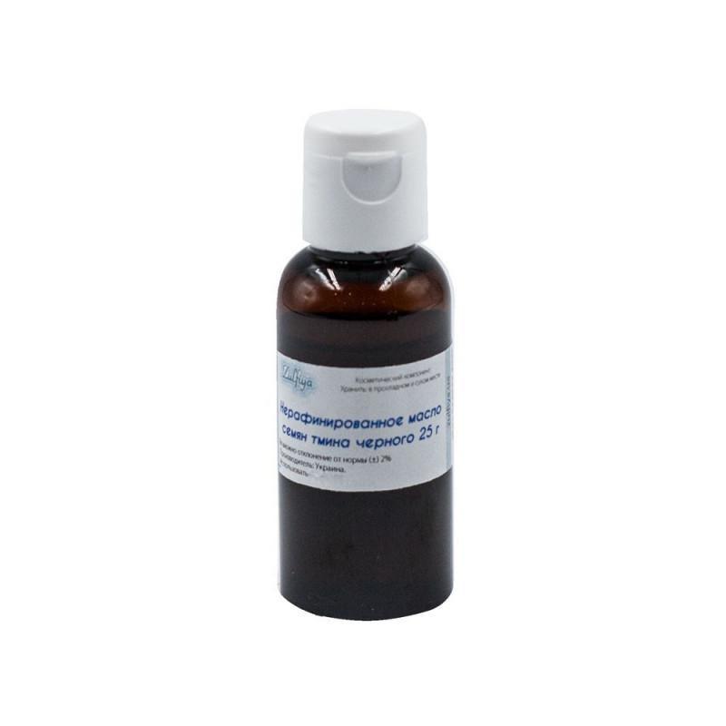 Нерафинированное масло семян тмина черного