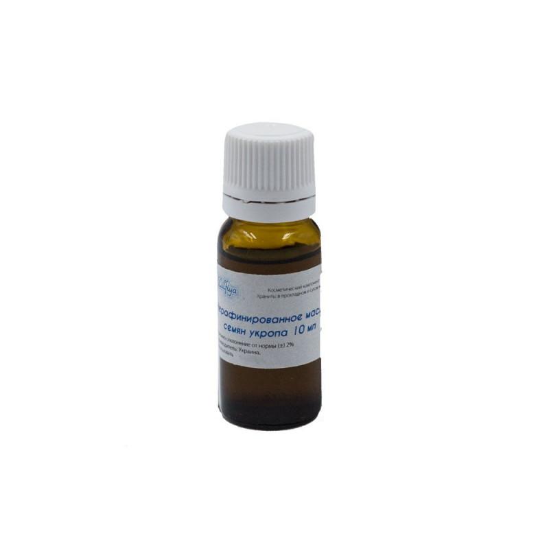 Нерафінована олія насіння кропу