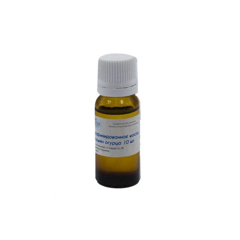 Нерафинированное масло семян огурца