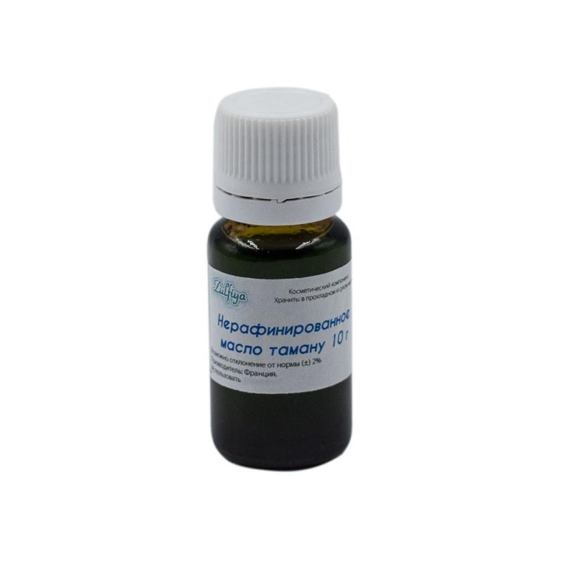 Нерафінована олія таману