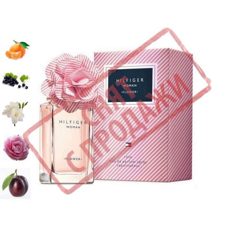 Flower Rose, Tommy Hilfiger парфумерна композиція